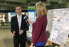 IS an INTEL ISEF experience a good topic for college admission essay?