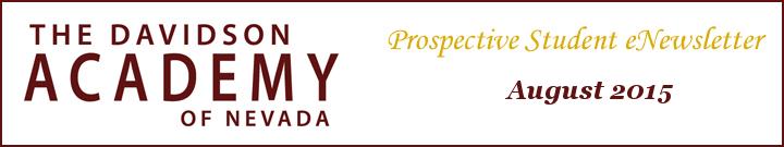 Davidson Academy banner