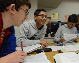 December 2016 Davidson Academy Prospective Student Enewsletter